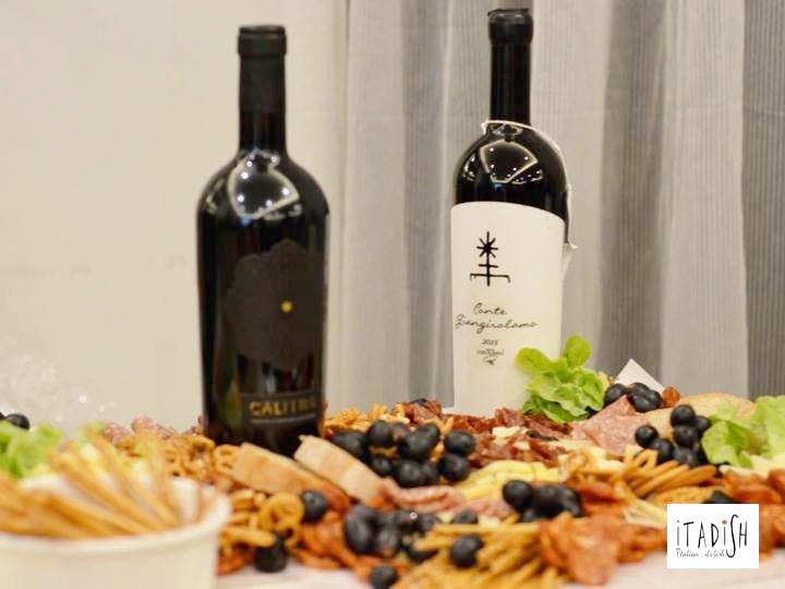 itadish wine and events