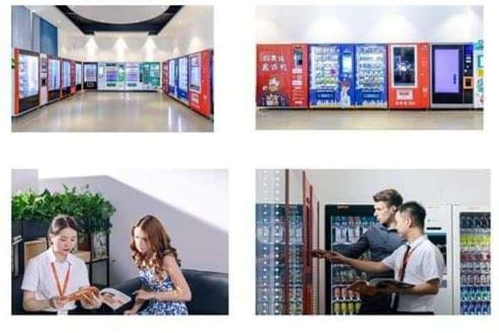 Starting a Vending Machine Business