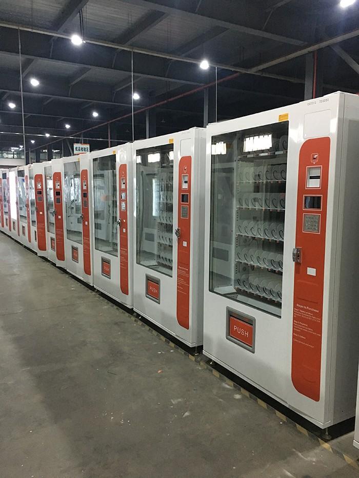 Common Vending Machine Questions