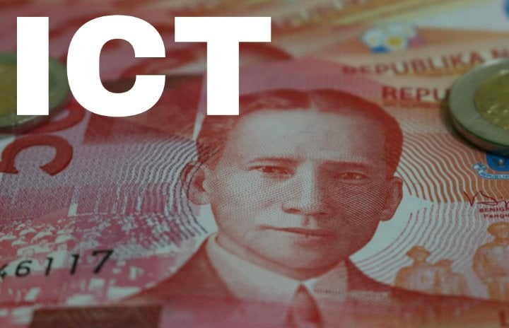 ICT – BILL (ACCEPTOR NO CHANGE) AND MANUAL