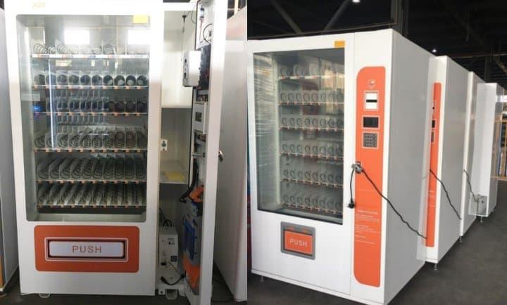 Vending Machine Basic Troubleshooting